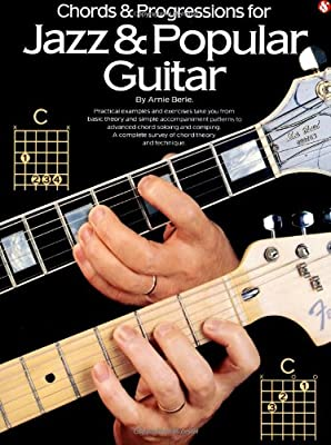 CHORDS & PROGRESSIONS FOR JAZZ (Guitar Books): Amazon.es: Berle ...