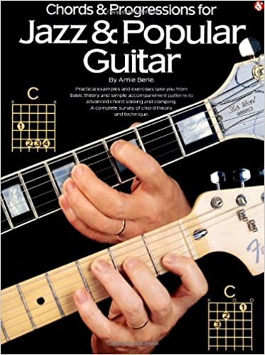 Amazon Chords And Progressions For Jazz And Popular Guitar
