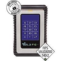 Data Locker 3 FE (FIPS Edition) - Hard drive - 2 TB - USB 3.0, Silver (FE2000)