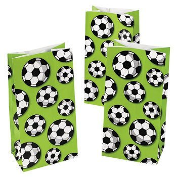 Oriental Soccer Ball (Soccer Ball Gift Bags - Sports & Soccer by Oriental Trading Company)
