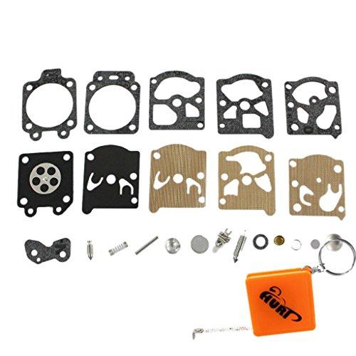 HURI Carburateur reparatieset Kit membraanafdichting vervangt voor Walbro K20-WAT afdichtingsset WA WT carburateur STIHL…
