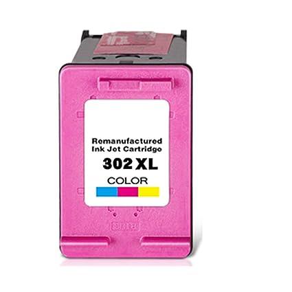 Reemplazo del cartucho de tinta remanufacturado para HP 302XL Alto ...