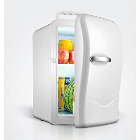 L&Z 20L Mini Refrigerador Refrigerador Casero Pequeño Refrigerador ...