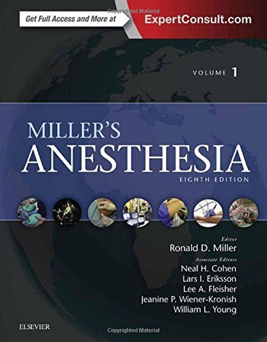 Miller's Anesthesia, 2-Volume Set, 8e by imusti