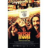 Rush (Beyond the Lighted Stage) Music Poster Print - 24x36 Movie Poster Print, 24x36