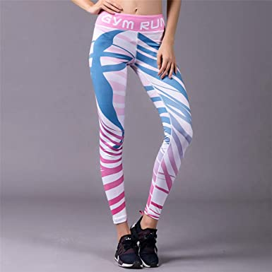 d09659af1b Amazon.com: A_WS 1 Pcs Awesome Pink Fashion Sexy Yoga Pants Leggins ...