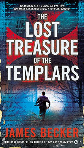 The Lost Treasure of the Templars cover