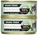 Dave'S 95% Tuna & Chicken Pate Formula For Cats, 5...