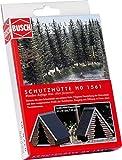 Busch Environnement - BUE1561 - Modélisme - Abri Forestier