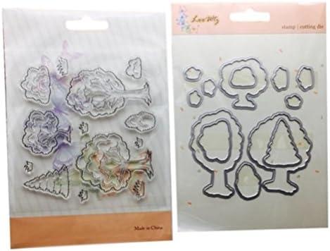 Metal DIY Crafts Dinosaur Clear Stamps  Scrapbooking Cutting Dies Stencils