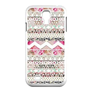 Aztec Tribal Pattern Classic Personalized Phone Case for SamSung Galaxy S4 I9500,custom cover case ygtg536483