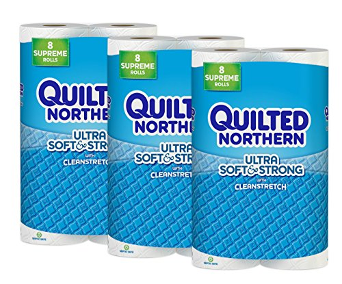 Toilet Quilted Northern Supreme Regular product image
