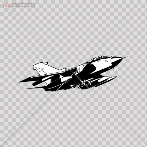 Stickers Decals Top Gun Air Force F 16 Helmet Bike Car Window Wall Art Decor Mobile Size: 5 X 1.6 Inches Vinyl color print