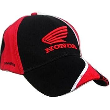 d66e139b Brand New Merchandise Honda Racing Corporation HRC One Cap Baseball Hat  (Black), Baseball Caps - Amazon Canada