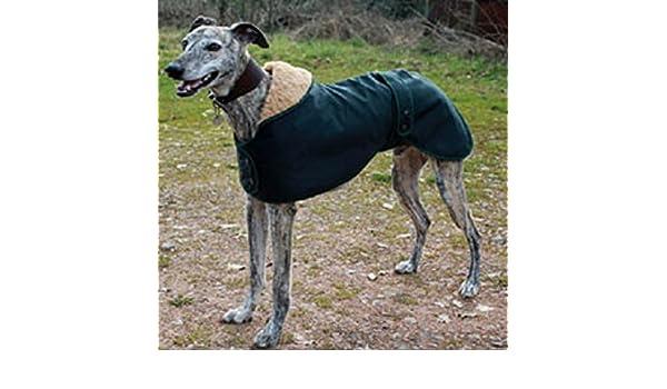 Abrigo para perro Greyhound Hunter (26