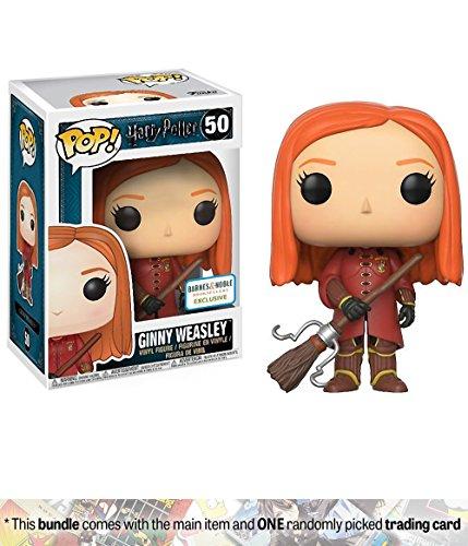Ginny Weasley : Funko POP! x Harry Potter Vinyl Figure + 1 O