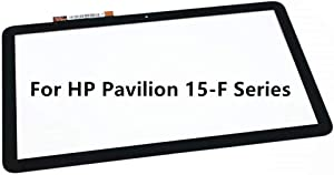 Lysee Laptop LCD Screen - For HP 15-F024WM/15-F010WM/15-F162DX LED LCD touch screen glass digitizer - (Display Size: 15.6)