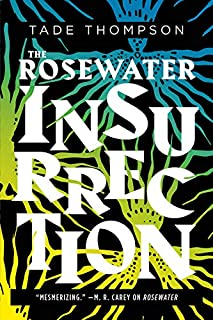 Book Cover: The Rosewater Insurrection