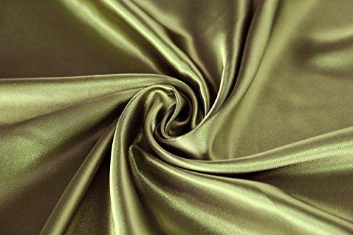 Silver Orchid Wyman Super Soft Deep Pocket 4-piece Satin Sheet Set satin sage 4 Piece Full (Sage Satin Green)