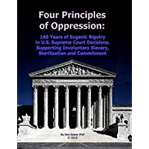 Four Principles of Oppression