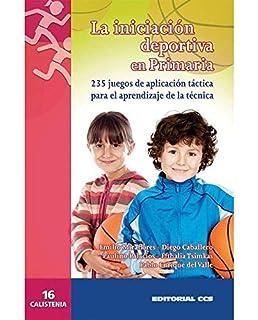La iniciacion deportiva en primaria