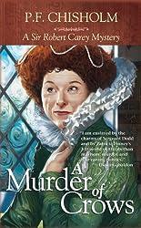 A Murder of Crows: A Sir Robert Carey Mystery (Sir Robert Carey Mysteries Book 5)