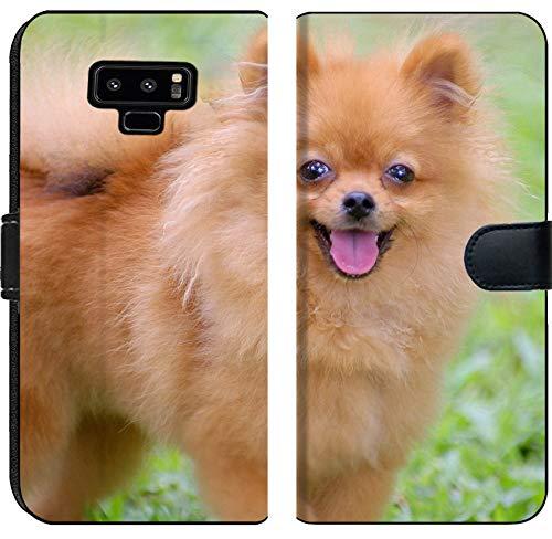 (Liili Premium Samsung Galaxy Note9 Flip Micro Fabric Wallet Case Image ID: 4330918)