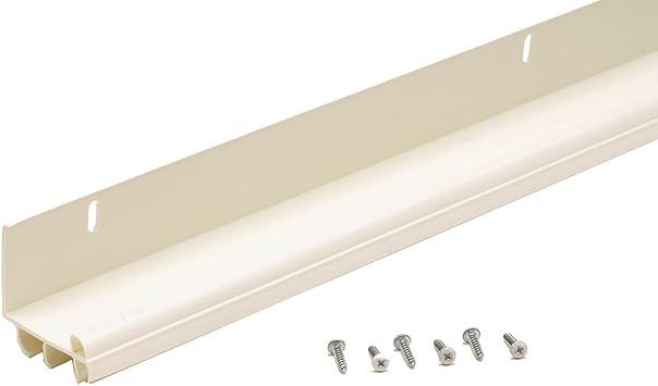 36 in L X 1-3//4 in W X 1//2 in H Brown PVC quot M-D Building Products 47000 M-D Door Bottom