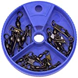 Eagle Claw Snap Swivel Assortment