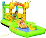 Friedola Girafe Ch�teau gonflable � s...