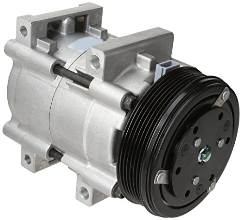 A/c Mustang Compressor Ford - Four Seasons 58141 Compressor with Clutch