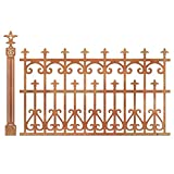 Cheery Lynn Designs Die Set Wrought Iron Fence