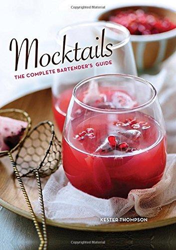 Mocktails Complete Bartenders Kester Thompson product image