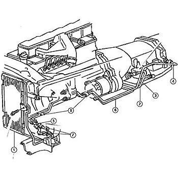 Amazon Com Dorman 624 982 Transmission Oil Cooler Line Automotive