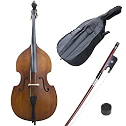 Cecilio CDB Upright Double Bass with an ...