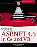 Beginning ASP. NET 4. 5: in C# and VB, Imar Spaanjaars, 1118311809