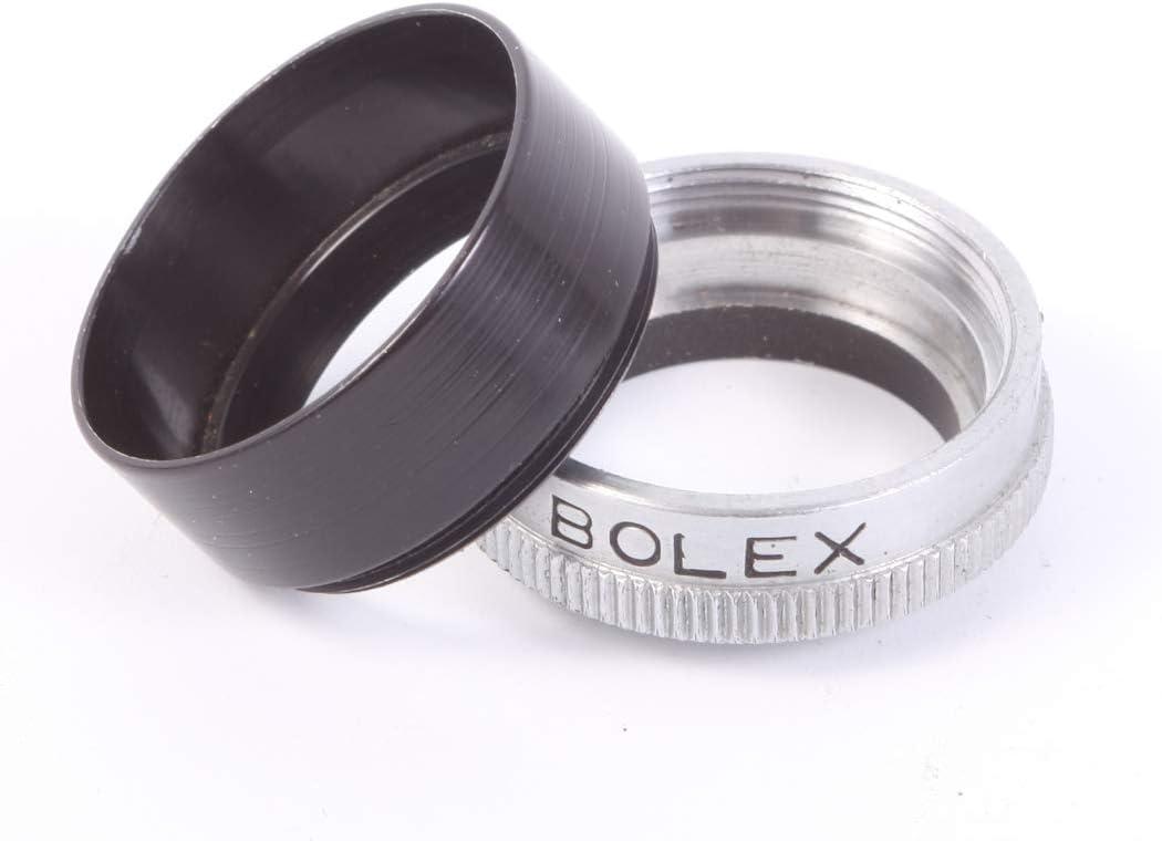 BOLEX Screw ON Filter Holder /& Hood Shade for Kern 16MM 25MM C Mount Lens