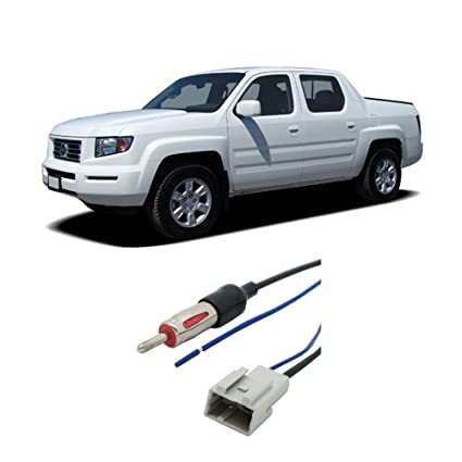 Fine Fits Honda Ridgeline 2009 2014 Factory Stereo To Aftermarket Radio Wiring Cloud Brecesaoduqqnet