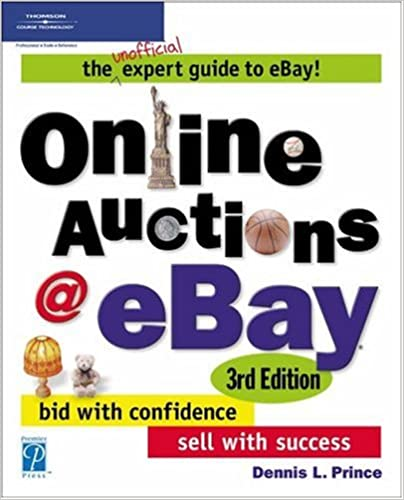 Online Auctions Ebay 3rd Edition Prince Dennis L 9781592001934 Amazon Com Books