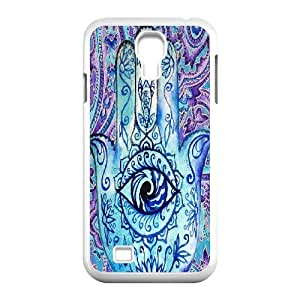 Evil Eye Hamsa Customized Cover Case for SamSung Galaxy S4 I9500,custom phone case ygtg609644