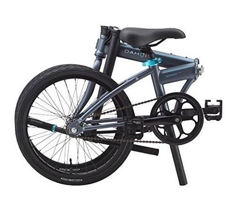 Dahon Speed Uno Folding Bike, Shadow by Dahon: Amazon.es: Deportes y aire libre