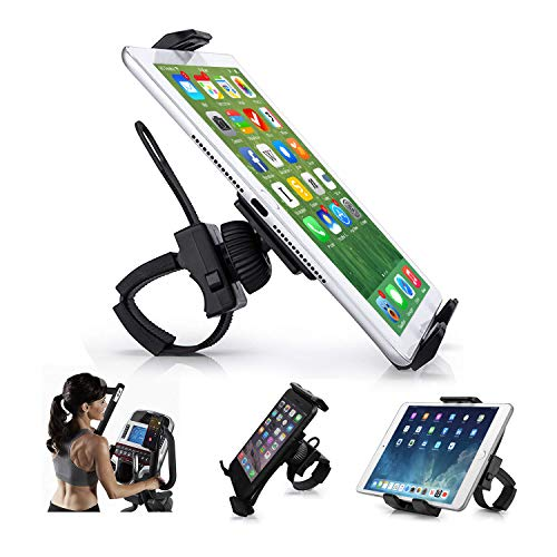 AboveTEK Universal Handlebar Mount for iPad - iPhone - Tablet - Anti Shock 360 Degree 3.5