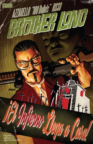 100 Bullets: Brother Lono #7 (100 Bullets Lono)