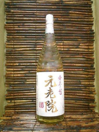 白玉醸造 「元老院」 1800ml〈芋・麦焼酎〉