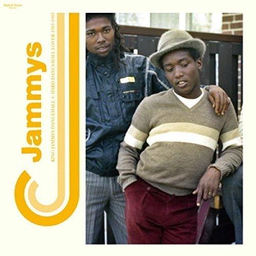 VA - King Jammys Dancehall 4 Hard Dancehall Lover 1985 - 1989 - (DSR CD 020) - CD - FLAC - 2017 - WRE Download