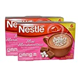 Nestle Hot Cocoa Mix, Mini Marshmallows, Rich Milk Chocolate Flavor - 12 Envelopes (0.71 oz)