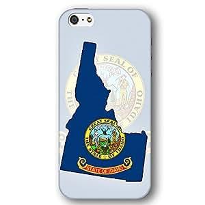 Idaho USA State Flag iPhone 5 and iPhone 5s Slim Phone Case