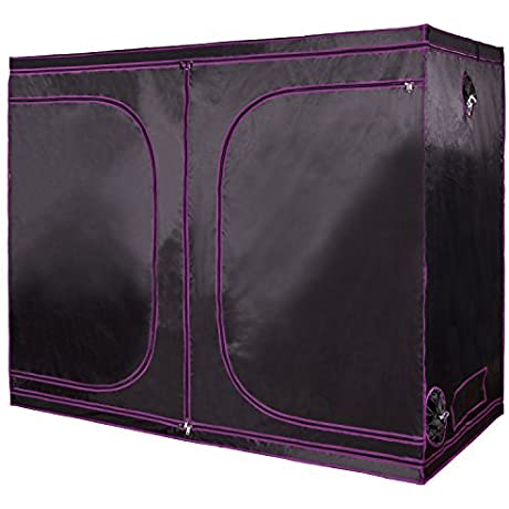 Apollo Horticulture 96 X48 X80 Mylar Hydroponic Grow Tent For Indoor Plant Growing