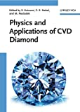 img - for Physics and Applications of CVD Diamond book / textbook / text book