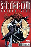 #5: Spider-Island: The Amazing Spider-Girl #1 VF/NM ; Marvel comic book